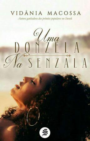 Uma donzela na senzala (Retirado no dia 10/09/2018 para publicação ) by VidaniaMacossa