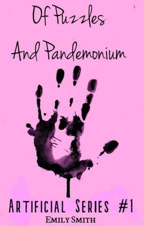 Of Puzzles And Pandemonium [manxman] by ESmith771