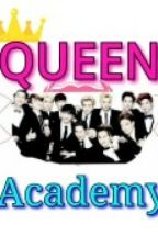 Queen Academy (EXO fanfic) by SehunAddicted