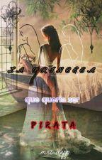 La Princesa Que Quería Ser Pirata-(Capitán Hook) by AleZuReyes