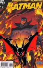 Batman Guerra por el Manto (Tierra 3) by Spider-man1999