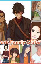 Work Family (Zutara) by GraceBeard