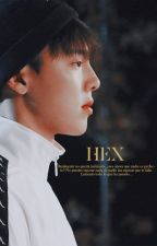 HEX ⚊ SON HYUNWOO by -kxmxcy