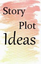 Story Plot Ideas (100% FREE) by MadameBoeuf