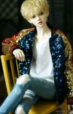 Their Doll (BTS x doll male OC) by xxMonster_Stars3xx