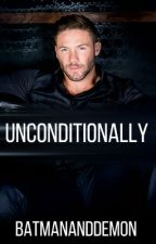 Unconditionally | Julian Edelman by Batmananddemon
