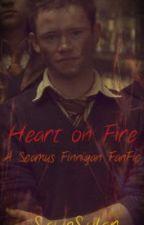 Heart on Fire(Seamus Finnigan and Watty Awards 2013 Finalist!) by savesylar
