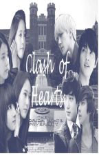 Clash of Hearts by purplebluebooks