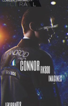Connor RK800 Imagines {Request are Closed!}  by lekirra018