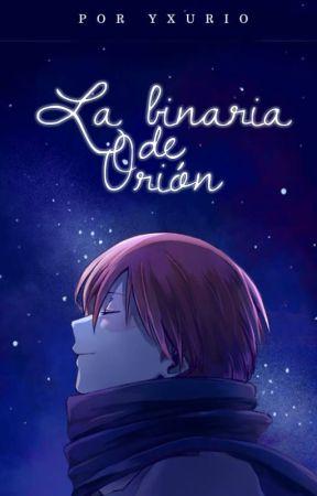 La binaria de Orión   TodoDeku by Yxurio