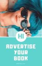 Advertise Your Book by Artalia-