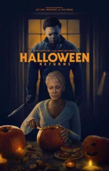 Halloween Returns Scott666t S Gaga Wattpad