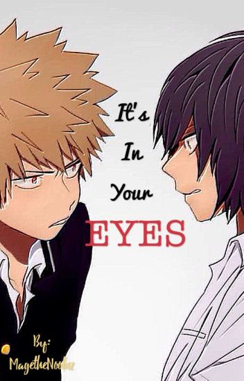 It's In your Eyes