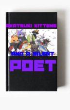 Akatsuki Kittens and A Silent Poet by Yaoishiping