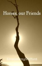 Horses, our Friends by EmeliaBrayStafford