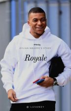 Royale | Kylian Mbappé  by -luvaney