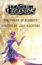 The power of elements by ladynachtara
