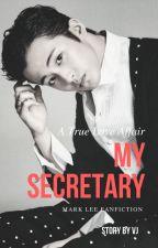 My secretary | Mark Lee by We_Jay