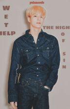 Wet help / The night of sin by Yutamoonie