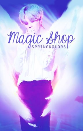 Magic Shop -Kookmin by SpringKolors