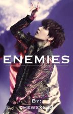ENEMIES || Yoongi x reader by chewxxx23