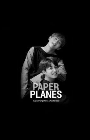 Paper Planes by estrellalumiere