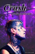 crash. | lil peep | by denimcondenim