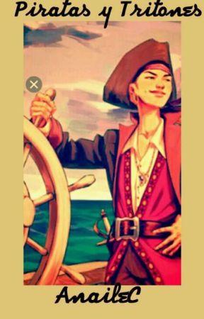 Piratas y Tritones--> BTS AU <-- by anaileC