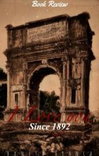 ILYS1892 BOOK REVIEW by BonitaVianca