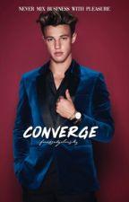 Converge | c.d book #2 by finessedgilinsky