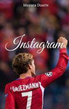 Instagram -Antoine Griezmann ✓ by Unicorn_May