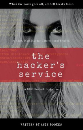 The Hacker's Service by PinkPuppeteer