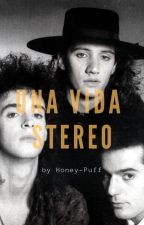 Una vida Stereo (Soda Stereo) by Honey-Puff