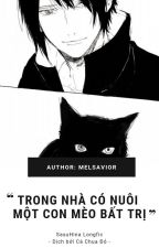 《translated | longfic | my little sasu-cat》 by drkfluer09