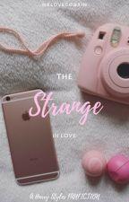 The Strange  I N  L O V E   h.s by welovecobain