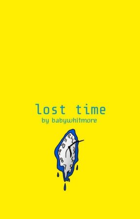 lost time - gxg by babywhitmore