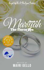Mariyah, The Fierce Eye [ONGOING] by mairigello