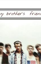 My brothers friend by Kyra120397