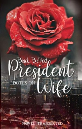Black bellied President dotes on Wife