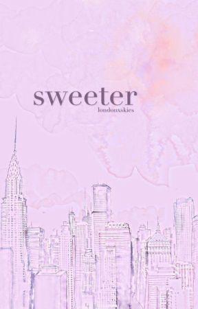 sweeter // H.S. AU by londonxskies