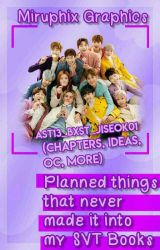 Planned Things That Never Made It Into My Seventeen Book by AST13_BXST_Jiseok01