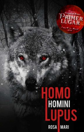 Homo homini lupus  by SoyRosaMari