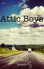 Attic Boys  |{Phan}| by katnilli