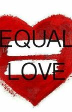 Love Equals Love by evlyn23