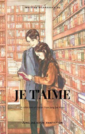 Je t'aime | Jung Jaehyun  by sjnctxx_
