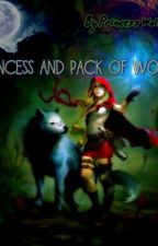 Princess and pack of wolves by MarianAleAle