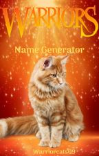 Warrior Cats Name Generator by WarriorCats09
