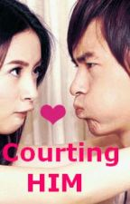 Courting HIM by takuME
