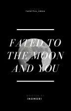 Fated to the Moon and You   TaeKook   by inomori
