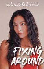[1] Fixing Around  - Jeff Atkins - Montgomery De La Cruz - (13 Reasons Why AU) by intoxicatedsirens